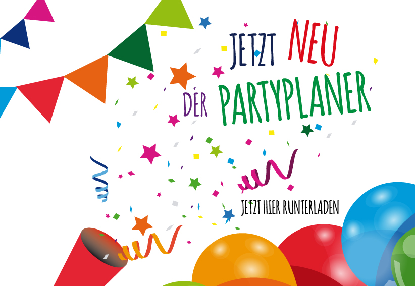 partyplaner online