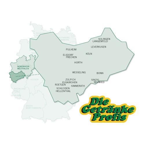 Appelmann DGP Standortkarte